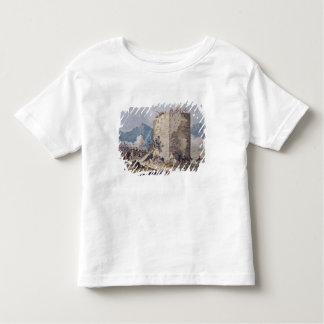 La résistance de quarante rebelles grecs t-shirt pour les tous petits