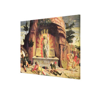 La résurrection toiles