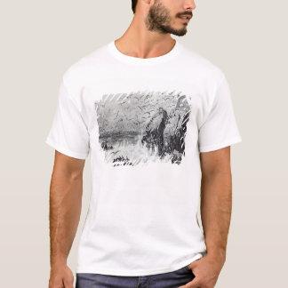La retraite des mouettes t-shirt