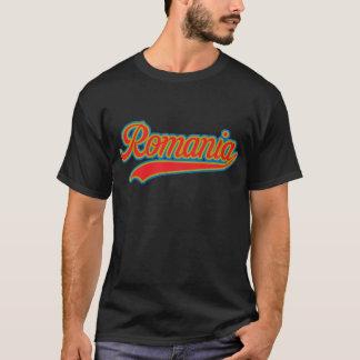 La rétro Roumanie T-shirt