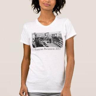 La Réunion 2017 de Duncan du T-shirt des femmes