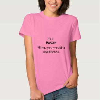 La Réunion de famille de Massey 2015 - femmes T-shirt