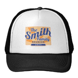 La Réunion de famille de Smith 2011, casquette de