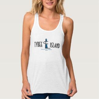 La Réunion de famille d'île de Tybee 2017 Débardeur