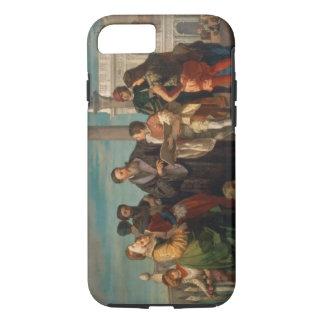 La réunion entre Titian (1488-1576) et Verones Coque iPhone 7