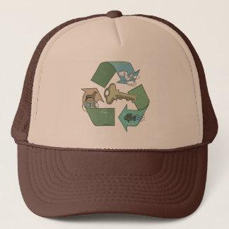 La réutilisation symbolique est principale par des casquette