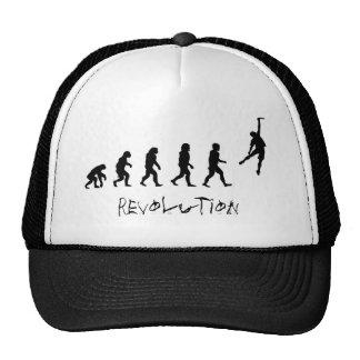 La révolution casquettes
