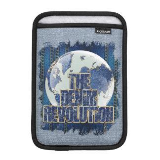 La révolution de denim housse iPad mini