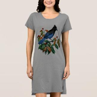 La robe vintage de Stellers de geai des femmes