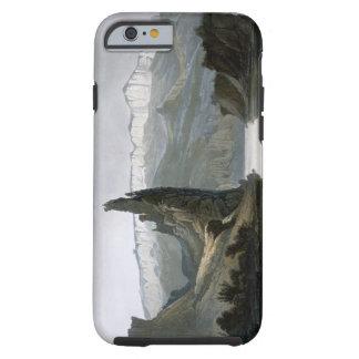 La roche de citadelle sur le Missouri supérieur, Coque iPhone 6 Tough