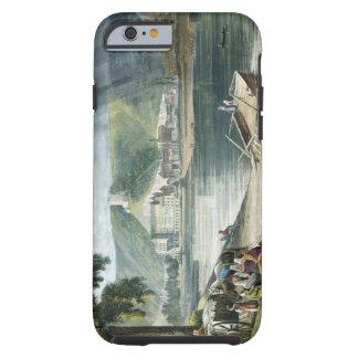 """La Roche, des """"vues sur la Seine"""", gravée par T Coque Tough iPhone 6"""
