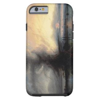 La roche du salut, 1837 (huile sur la toile) coque iPhone 6 tough