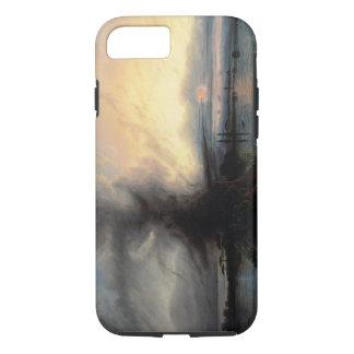 La roche du salut, 1837 (huile sur la toile) coque iPhone 7