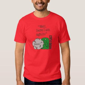 La roche/placent dur t-shirts