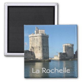 La Rochelle Magnet Carré