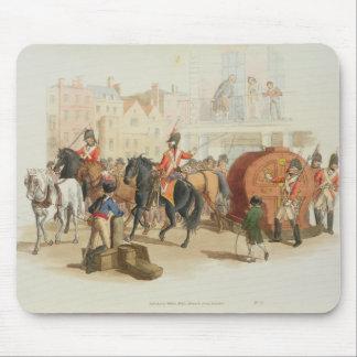 La roue de loterie, gravée par l'artiste, 1805 (a tapis de souris