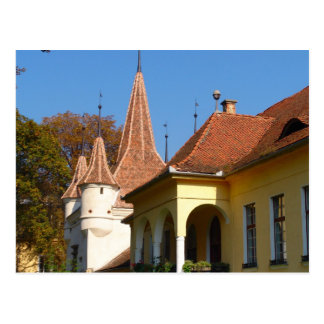 La Roumanie Brasov porte de St Catherine Cartes Postales