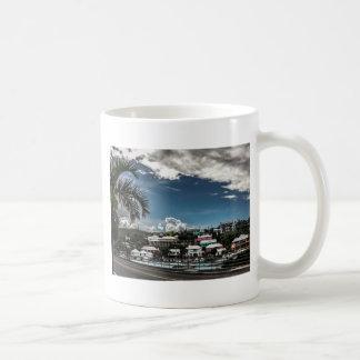 La route mug