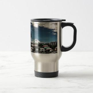 La route mug de voyage