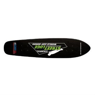 La rue Luge plate-forme de coupe du monde Plateau De Skateboard