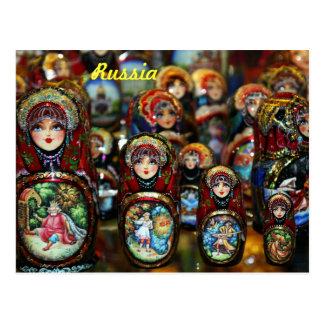 La Russie Cartes Postales