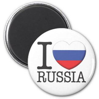 La Russie Magnets Pour Réfrigérateur