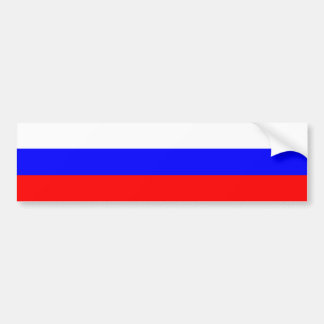 La Russie, Russie Autocollant Pour Voiture