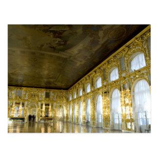 La Russie, St Petersburg, le palais de Catherine ( Cartes Postales