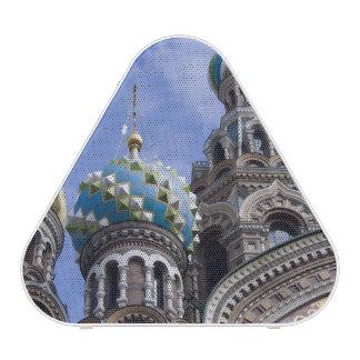 La Russie, St Petersburg, Nevsky Prospekt, les 2 Haut-parleur Bluetooth