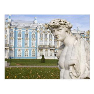 La Russie, St Petersburg, Pushkin, Catherine 3 Carte Postale