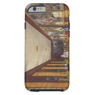 La salle de boule, Hampton Court, 'de l'histoire Coque iPhone 6 Tough