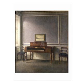 La salle de musique cartes postales