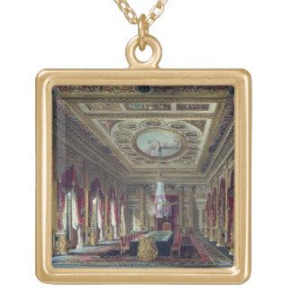 La salle de trône, Chambre de Carlton, 'de l'histo Pendentif Carré