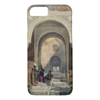 La salle des deux soeurs à Alhambra, Grana Coque iPhone 7