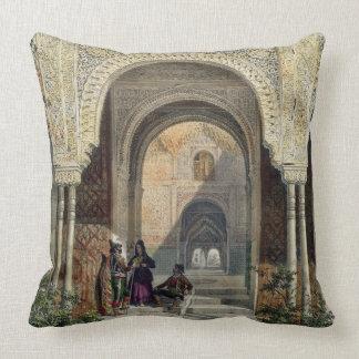 La salle des deux soeurs à Alhambra, Grana Coussin