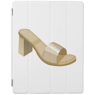 La sandale de la femme - Emoji Protection iPad