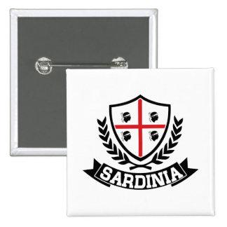 La Sardaigne Italie Badge