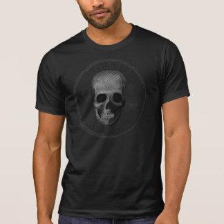 La Sardaigne, T-shirt détruit de crâne