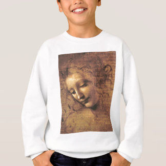 La Scapigliata par Leonardo da Vinci Sweatshirt