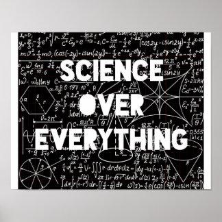 La Science au-dessus de tout affiche