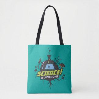 La Science est impressionnante Tote Bag
