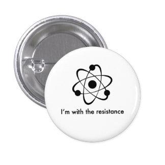 La Science est vraie Pin's