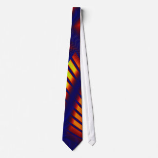 La SCIENCE-FICTION abstraite de GEEK de Cravates Personnalisables