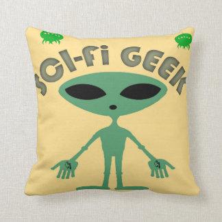La science fiction oreillers