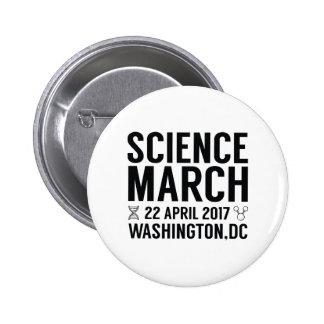 La Science mars Badge