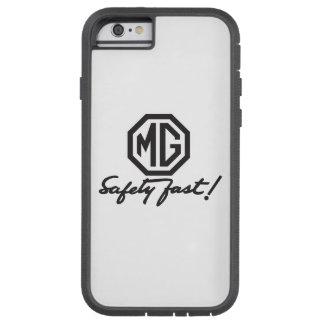La sécurité de MG jeûnent logo Coque Tough Xtreme iPhone 6