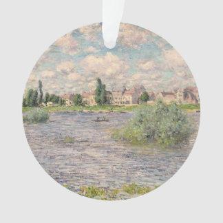 La Seine chez Lavacourt