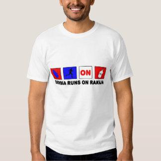 La Serbie T-shirt