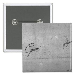 La signature de Jean-Baptiste Greuze Badge