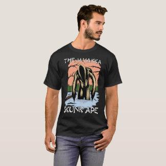 La singe de mouffette de Myakka T-shirt